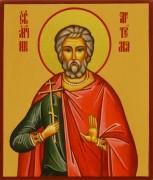 Рукописная икона Артем (Артема) Кизический
