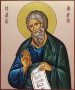 Рукописная икона Андрей Первозванный 14