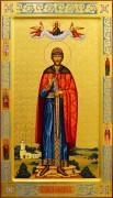 Мерная икона Олег Брянский с резьбой
