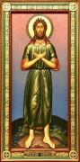 Резная икона Алексий Человек Божий