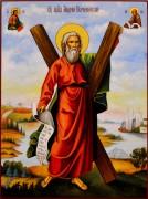 Рукописная икона Андрей Первозванный 16