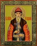 Рукописная икона Владимир Равноапостольный 14 (Размер 22*27 см)