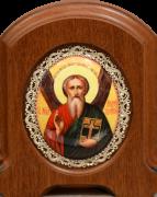 Икона из финифти Андрей Первозванный 20 (Размер 11*14 см)