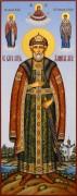 Мерная икона Даниил Московский 4