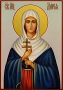 Рукописная икона Дарья Дария Римская 5