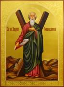 Рукописная икона Андрей Первозванный 25