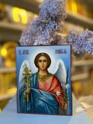 Рукописная икона Ангел Хранитель 112 (Размер 13*16 см)