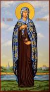 Рукописная мерная икона Иоанна Мироносица
