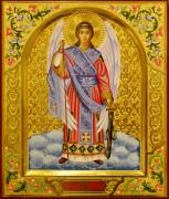Рукописная икона Ангел Хранитель 146 (Размер 21*25 см)