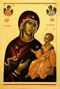 Рукописная икона Душеспасительница Психосострия