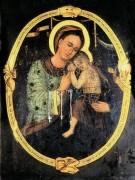 Рукописная икона Зиновинская