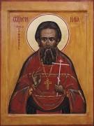 Рукописная икона Илия (Илья) Громогласов