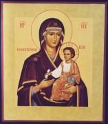 Рукописная икона Кукузелисса