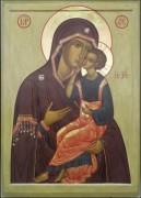 Рукописная икона Любятовская
