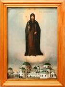 Рукописная икона Неугасимая Свеча