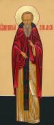 Рукописная икона Иннокентий Комельский