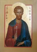 Рукописная икона Инна Новодунский