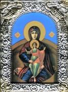 Рукописная икона Сейдная