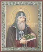 Рукописная икона Феодор Печерский Молчаливый
