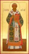 Рукописная икона Филипп Московский