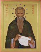Рукописная икона Харитон Исповедник