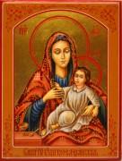 Рукописная икона Козельщанская