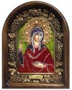 Икона бисером Лариса мученица