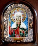 Икона бисером Василиса (Василисса) мученица