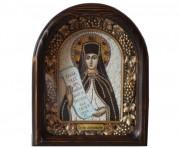 Икона из бисера Аполлинария