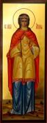 Мерная икона Агния мученица