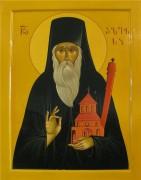 Рукописная икона Алексий Сенакский Шушания