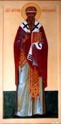 Рукописная икона Антоний Вологодский