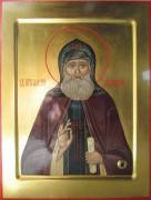 Рукописная икона Герман Зосимовский