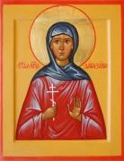 Рукописная икона Дария (Дарья) Зайцева