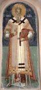 Рукописная икона Ефрем Сербский