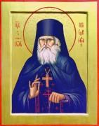 Рукописная икона Иоанн Кевролетин