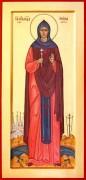 Рукописная икона Ирина Хвостова