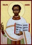 Рукописная икона Лука Црмницкий