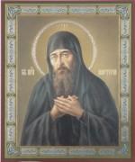 Рукописная икона Мартирий Печерский