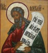 Рукописная икона Михей Пророк
