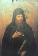 Рукописная икона Моисей Печерский