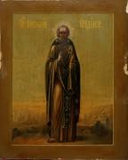 Рукописная икона Николай Студийский