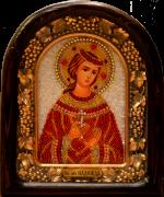 Икона из бисера Надежда Римская