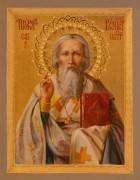 Рукописная икона Прокл Константинопольский