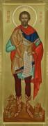 Рукописная икона Савел Персиянин