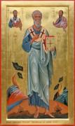 Рукописная икона Тихик Апостол