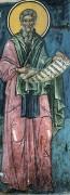 Рукописная икона Феодор Трихина