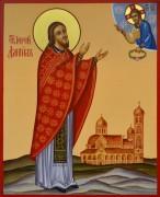 Рукописная икона Даниил Сысоев