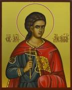Рукописная икона Мелитон Севастийский