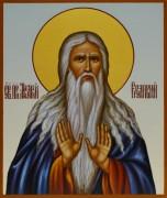 Рукописная икона Макарий Великий